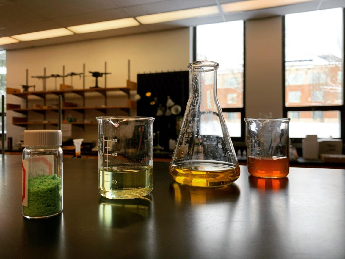 Chemistry Lab Beaker Photo